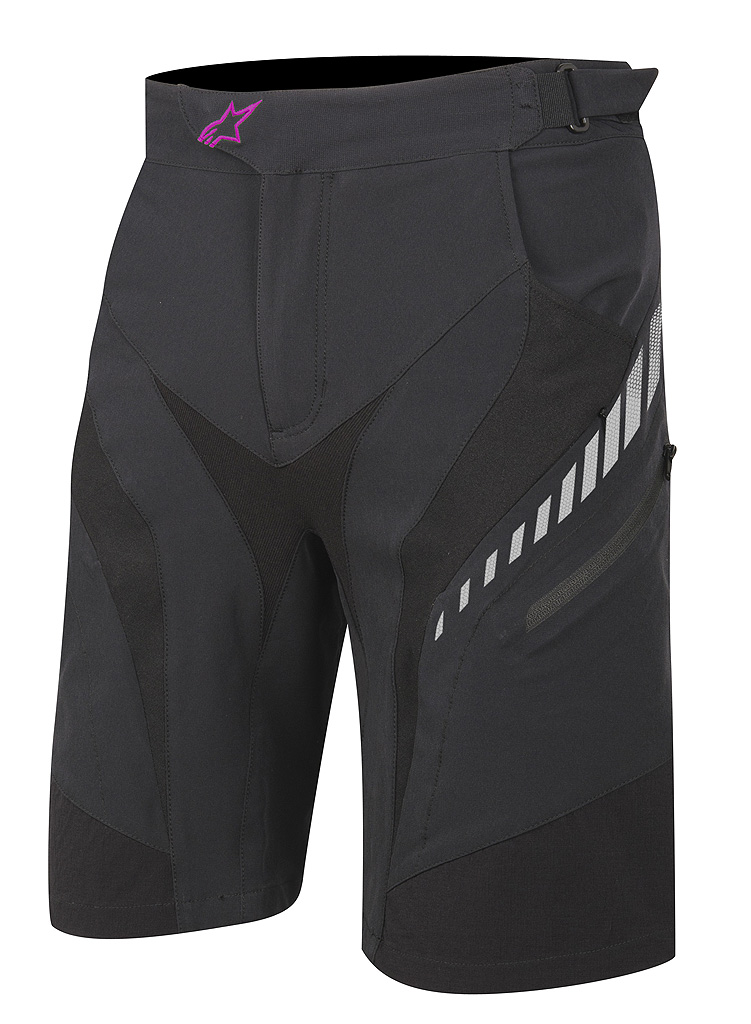 stella drop shorts blk
