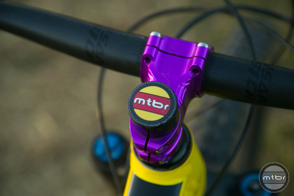 Stem Cap Cover Mtbr