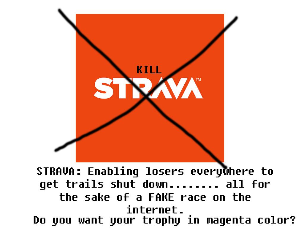 I think I'm officially a Strava$shole-strava.jpg