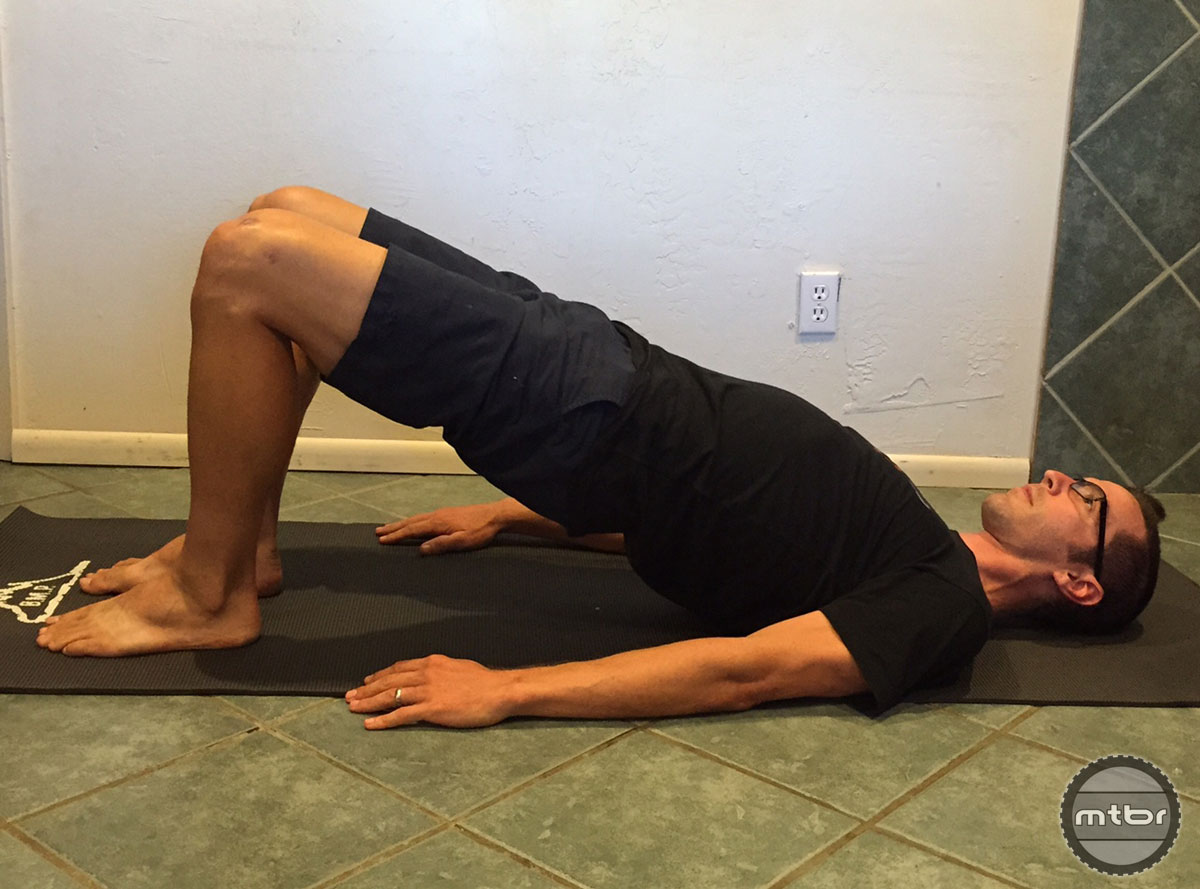 A regular stretching routine is essential to keeping your body healthy and injury free.