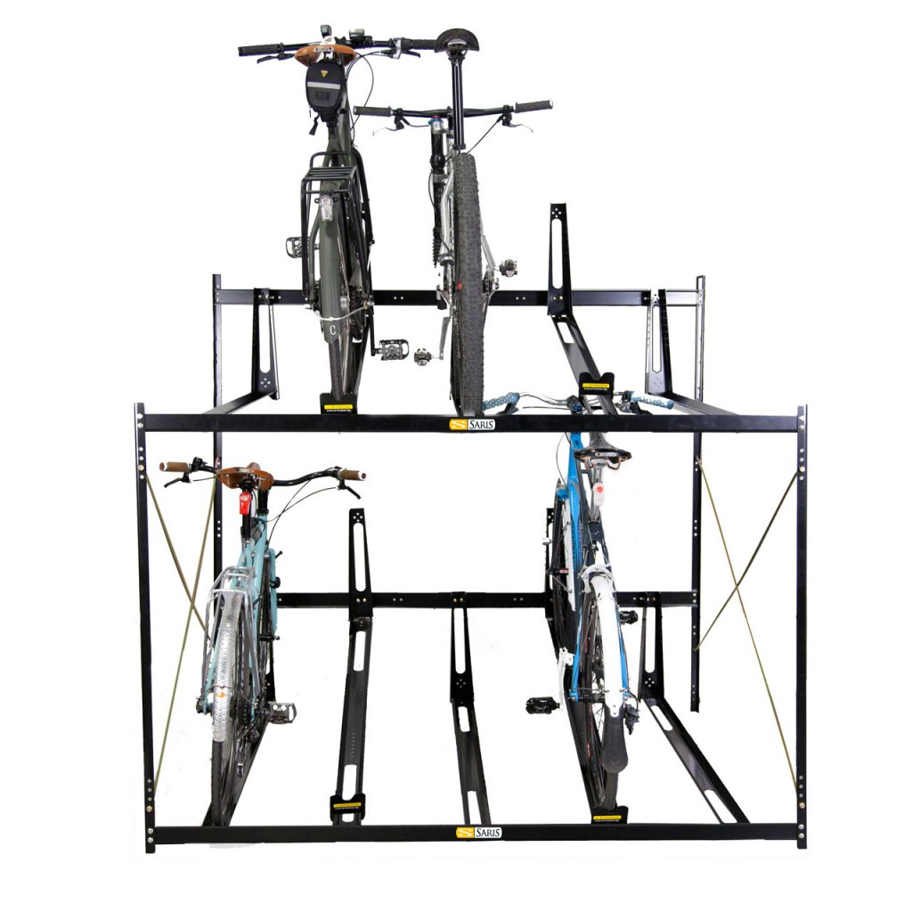 bike storage rack: freestanding with 2 levels - DIY or suggestions?-stretch-rack3.jpg
