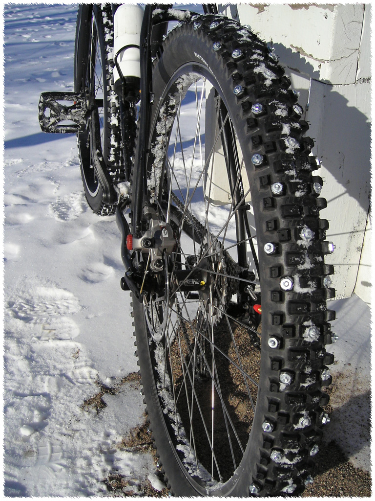 Studded tires make a difference on the trails - Mtbr.com 50c7ce49a