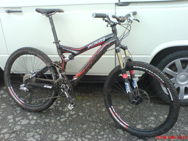 2007 specialized Stumpjumper Fsr Comp Specifications Manual 2018