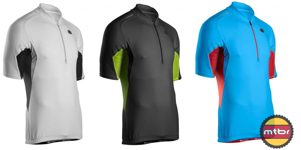 Sugoi RSX jersey - colors
