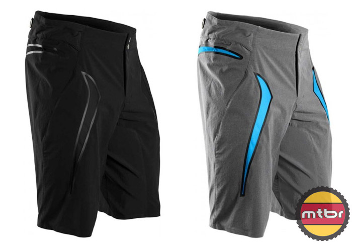 Sugoi RSX baggy shorts - colors