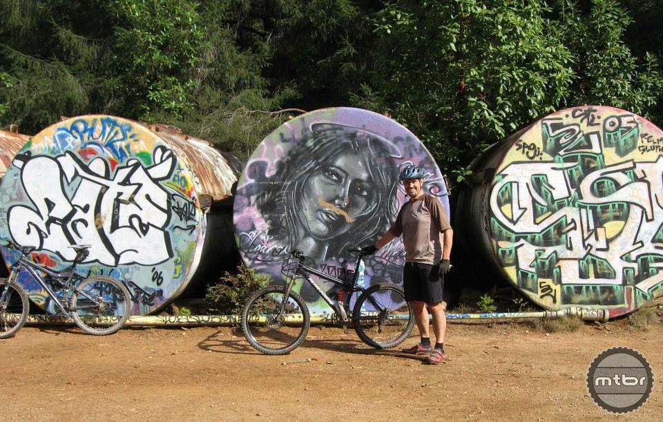 Summer 2006 UC Santa Cruz Tanks