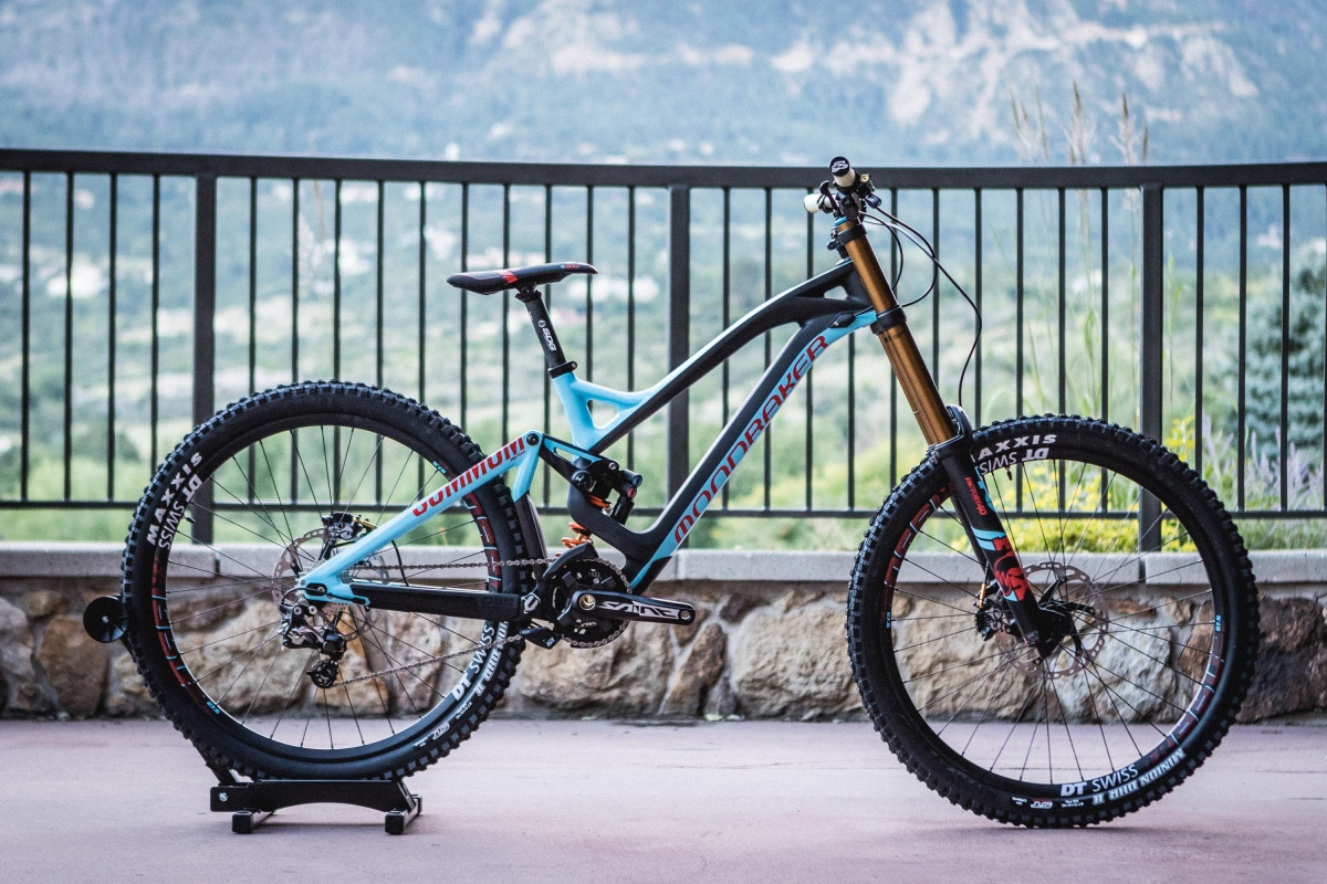 Mondraker Coming to USA