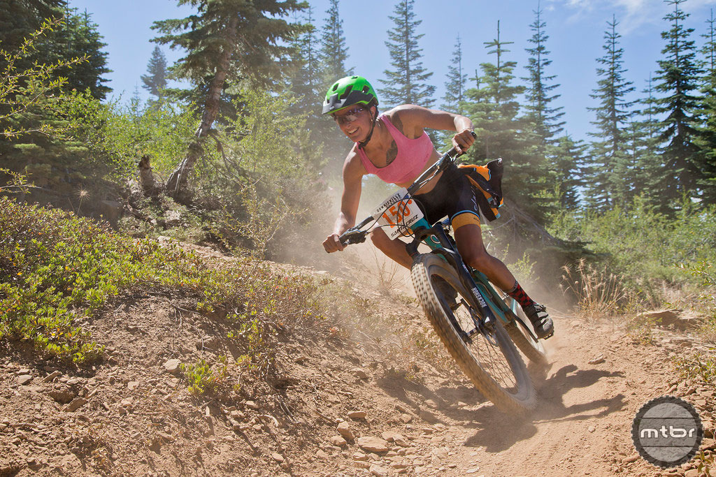 Proceeds from events like the Downieville Classic all go back to the Stewardship to help build trails that drive a tourism economy.