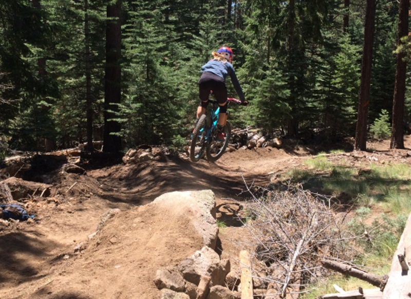 Revenge of the Flagstaff Enduro less than one month out!-sunset-rock-jump.jpg