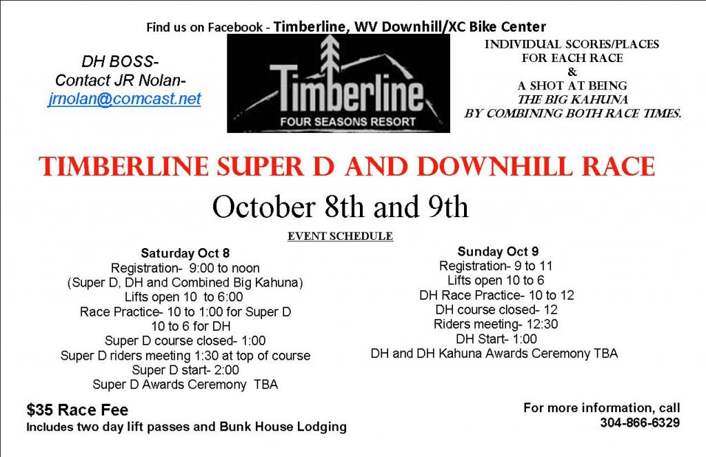 Timberline WV DH and SuperD Races-super%2520d%2520and%2520downhill%2520race%2520oct%25208-9%2520jpeg.jpg
