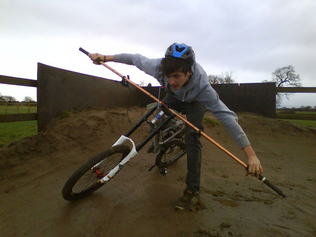 Is Wide Bars Becoming The New Thing Mtbr Com