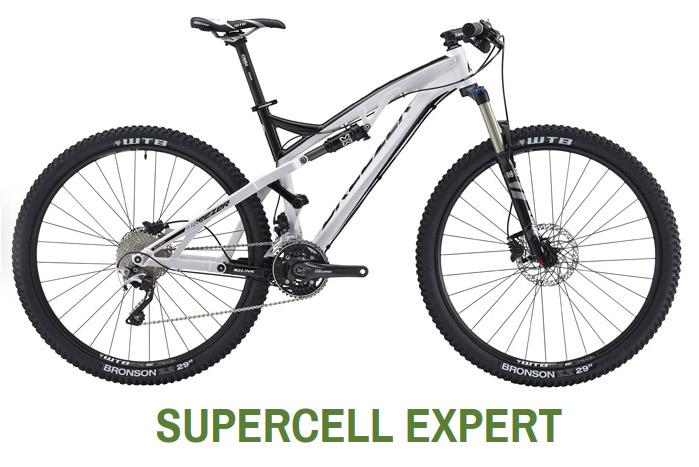 Breezer Supercell Expert