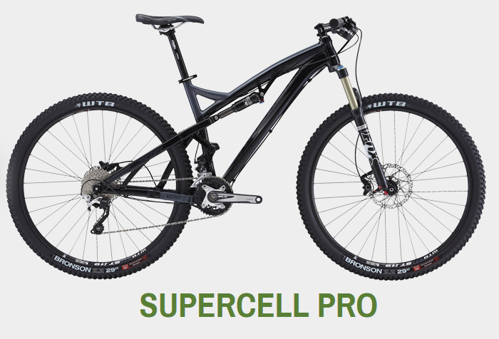 Breezer Supercell Pro