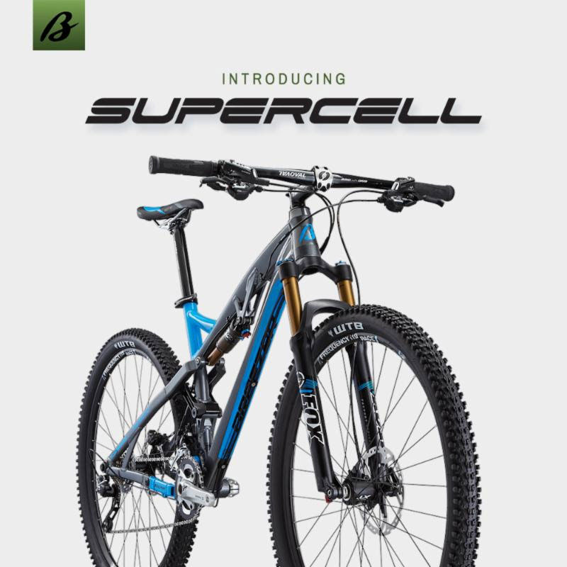 Breezer Supercell - 29er Trail Bike