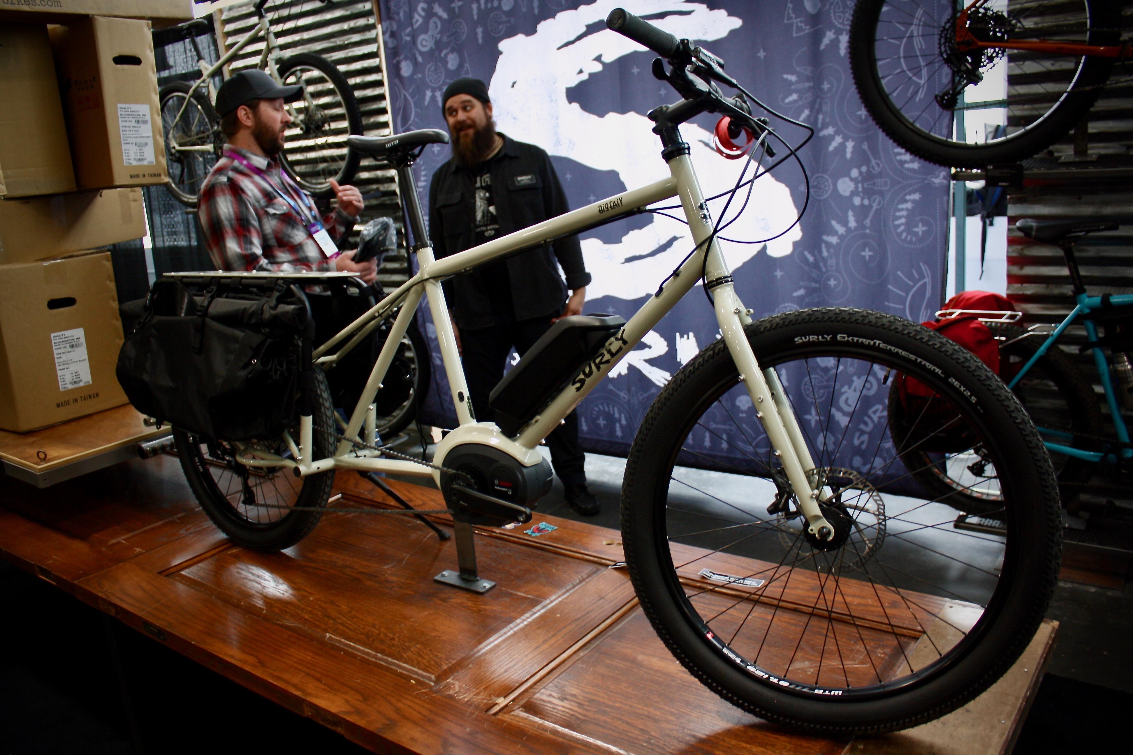 857df5da97a Surly Big Easy first ride impressions. E-cargo bike ...
