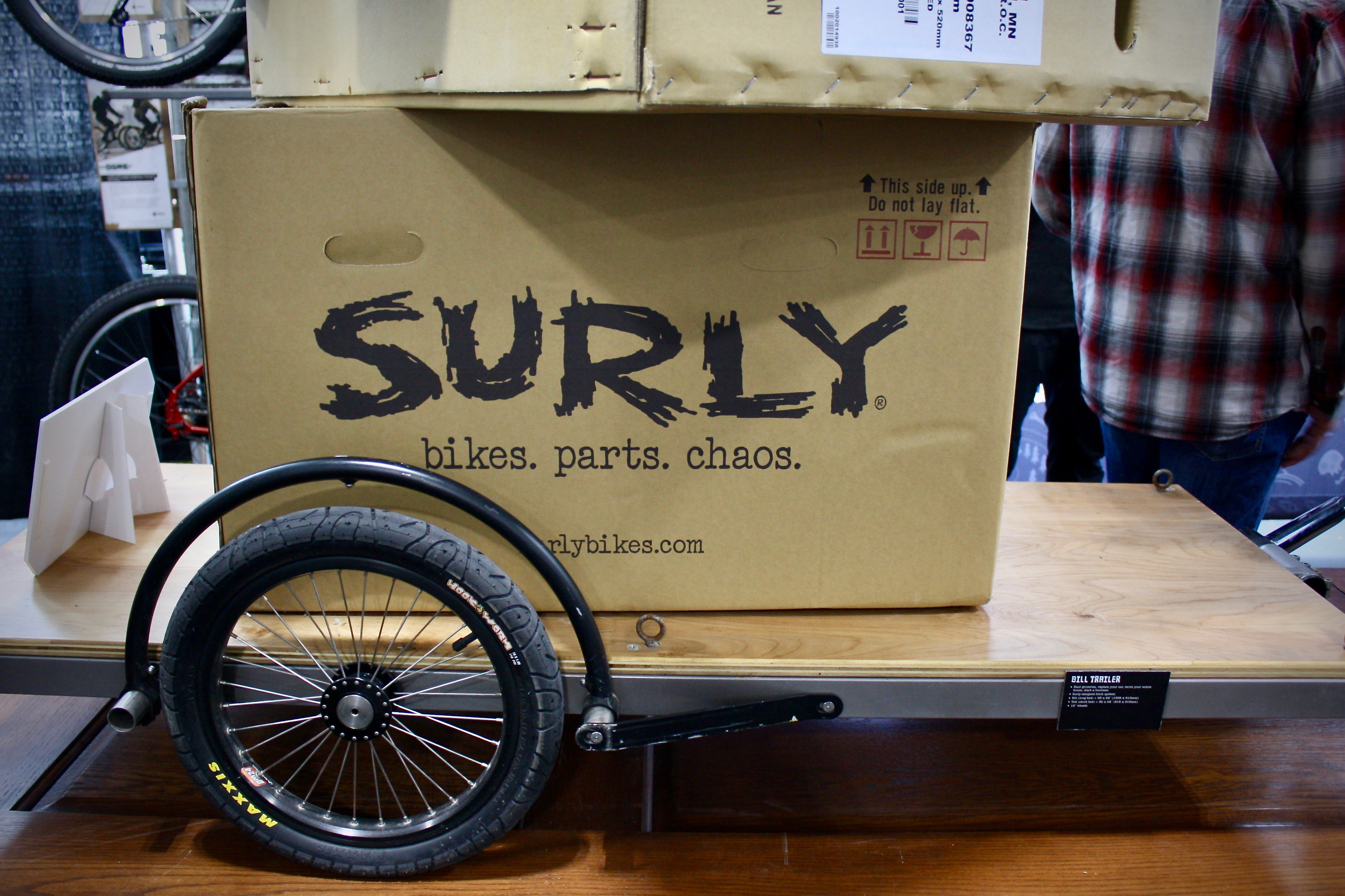 Surly Big Easy first ride impressions