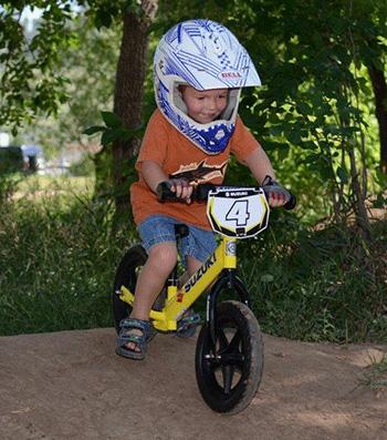 Strider Sports Announces Special Edition Suzuki Strider Bike