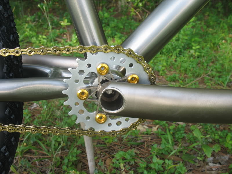 Best Singlespeed Crankset Whats Your Opinion Mtbr Com