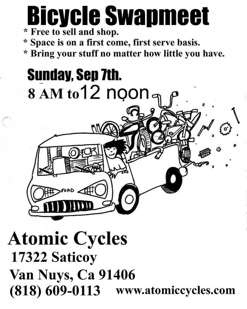 Bicycle Swapmeet 4/7 @ Atomic Cycles-swapsep72014.jpg