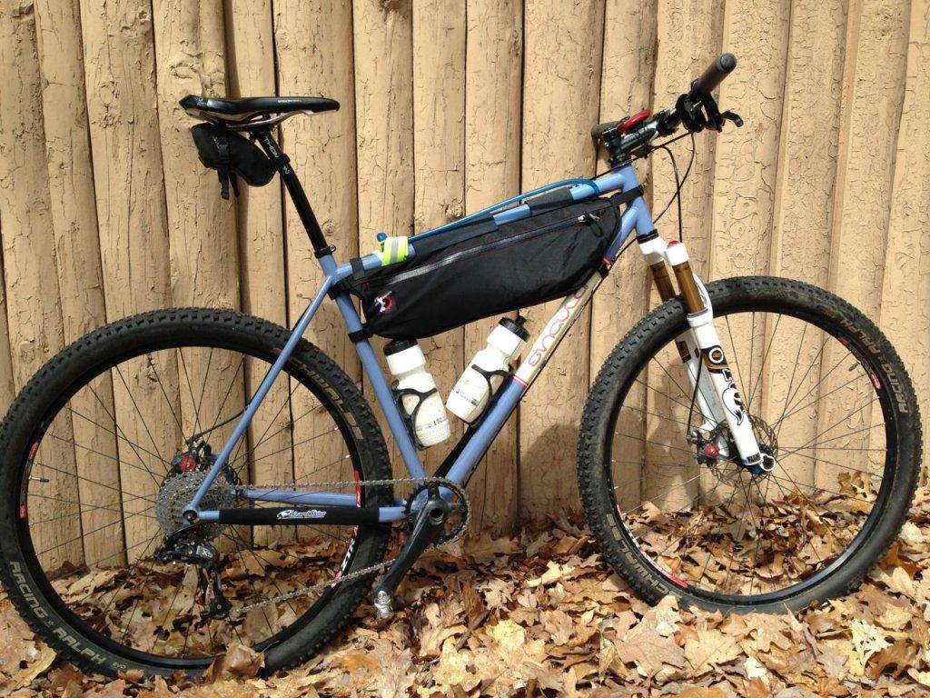 Frame Bag for Everyday Riding???- Mtbr.com