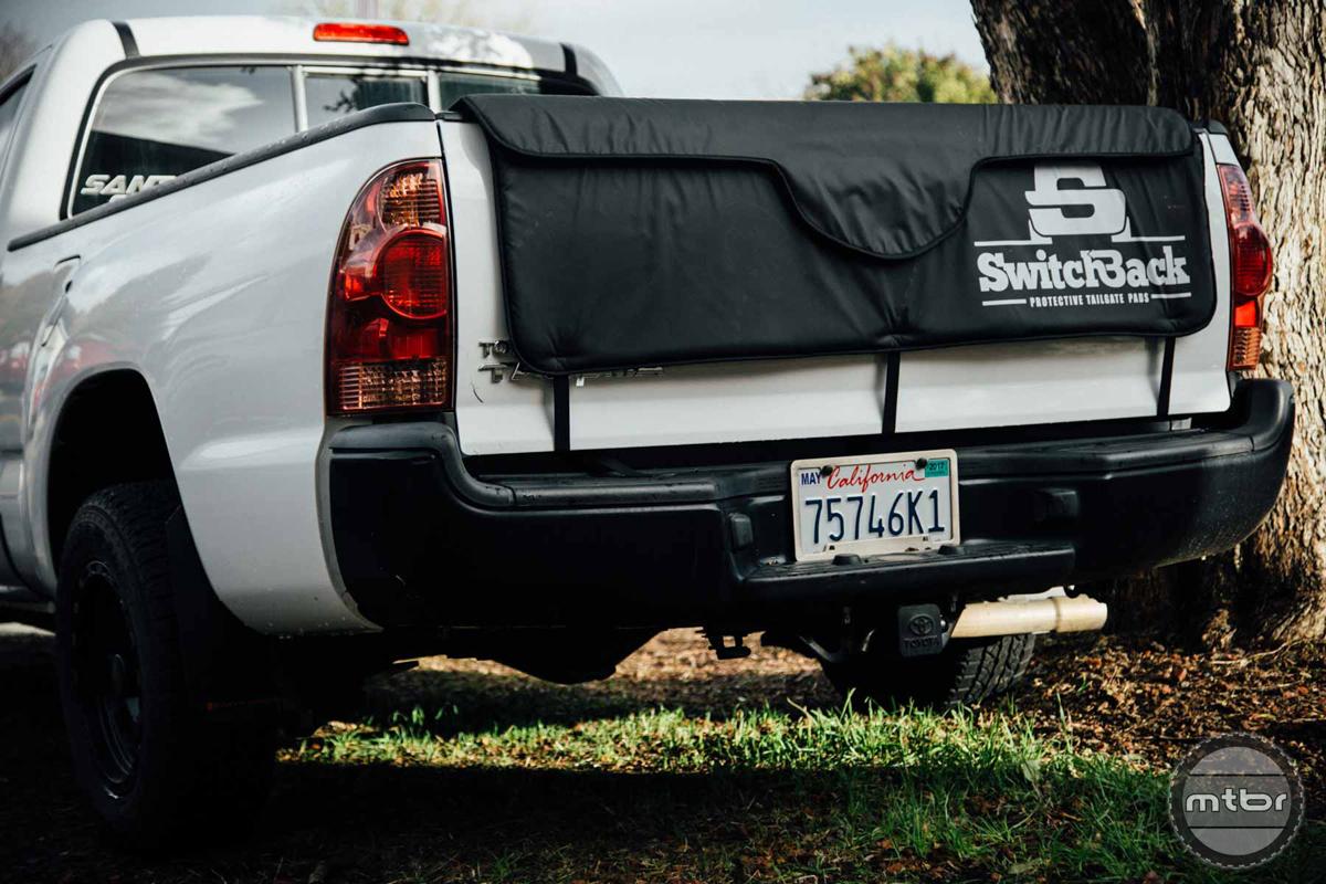 SwitchBack Convertible Tailgate Pad