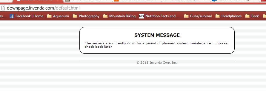this forum is so slow to load for me, no other webpage is...-system-message.jpg