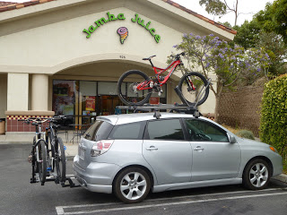 Ideas For A Toyota Matrix Please Your Roof Hitch