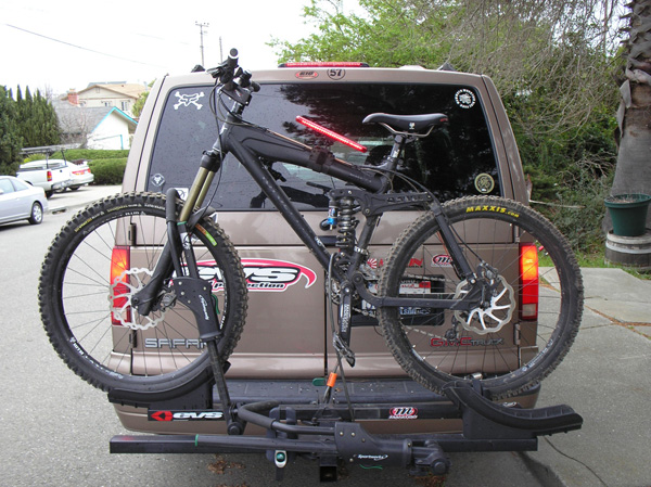 Trailer Hitch Bike Racks Mtbr Com