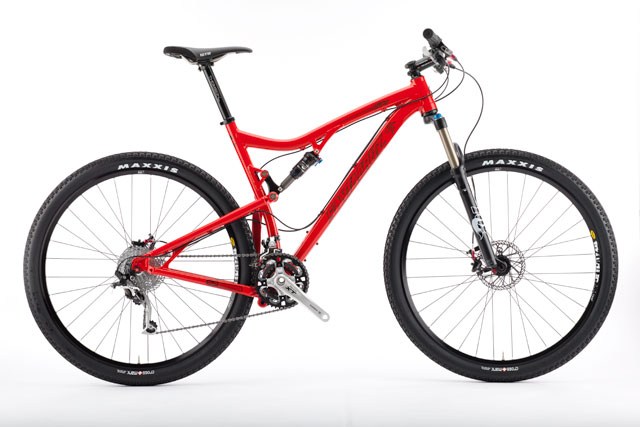 Santa Cruz Bicycles - Tallboy Al