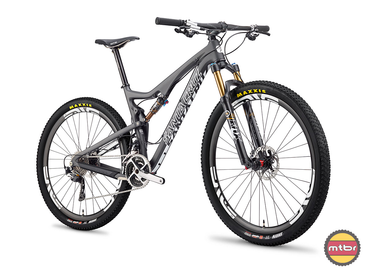Tallboy 2 Carbon Black