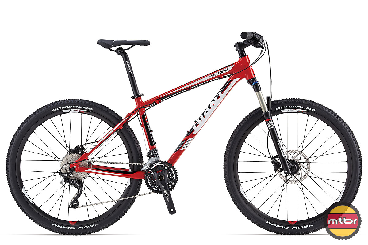 Talon 27.5 1 red