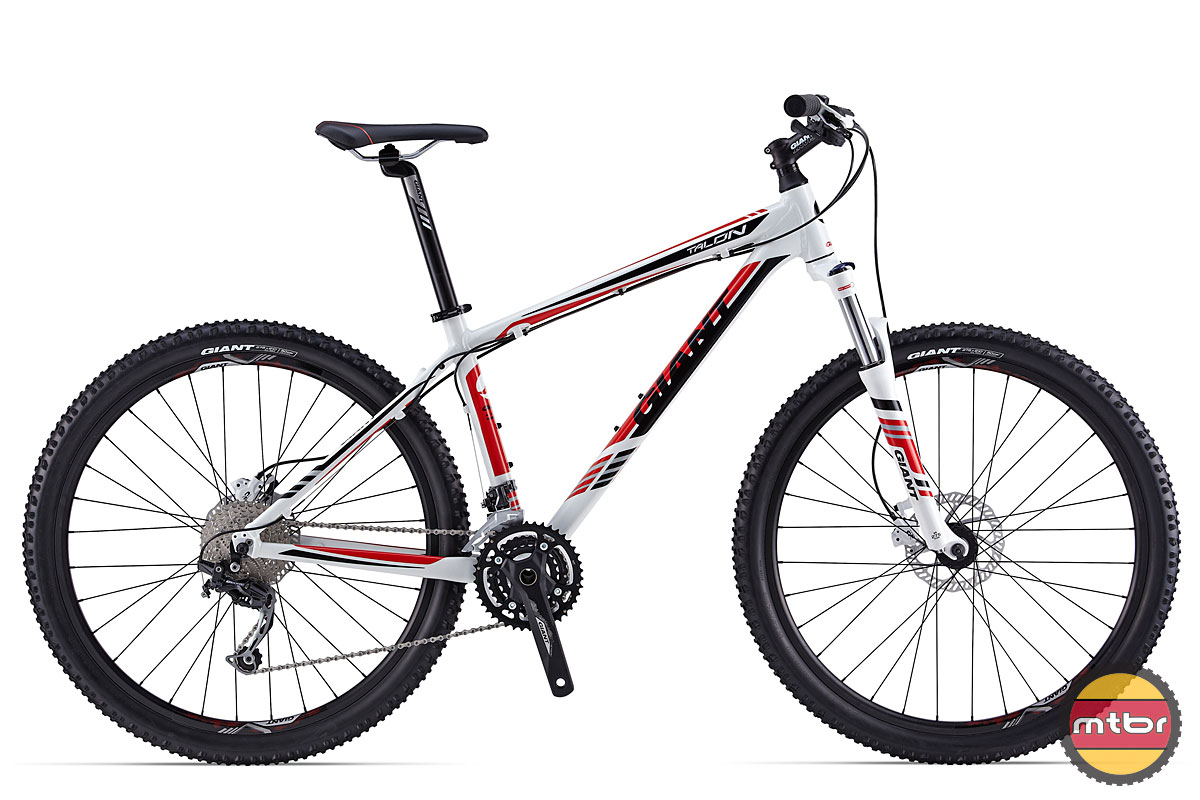 Talon 27.5 3 white