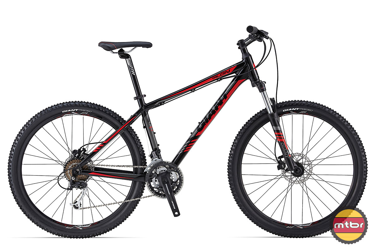 Talon 27.5 4 black