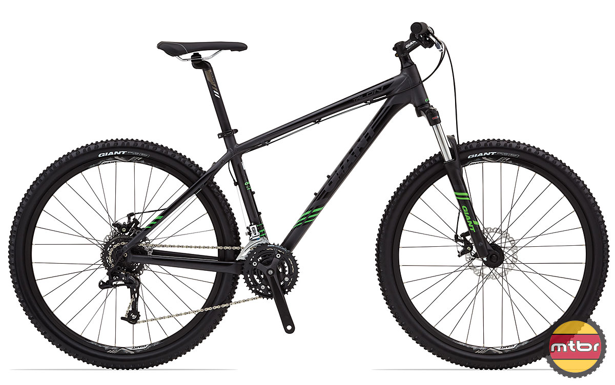 Talon 27.5 5 Black