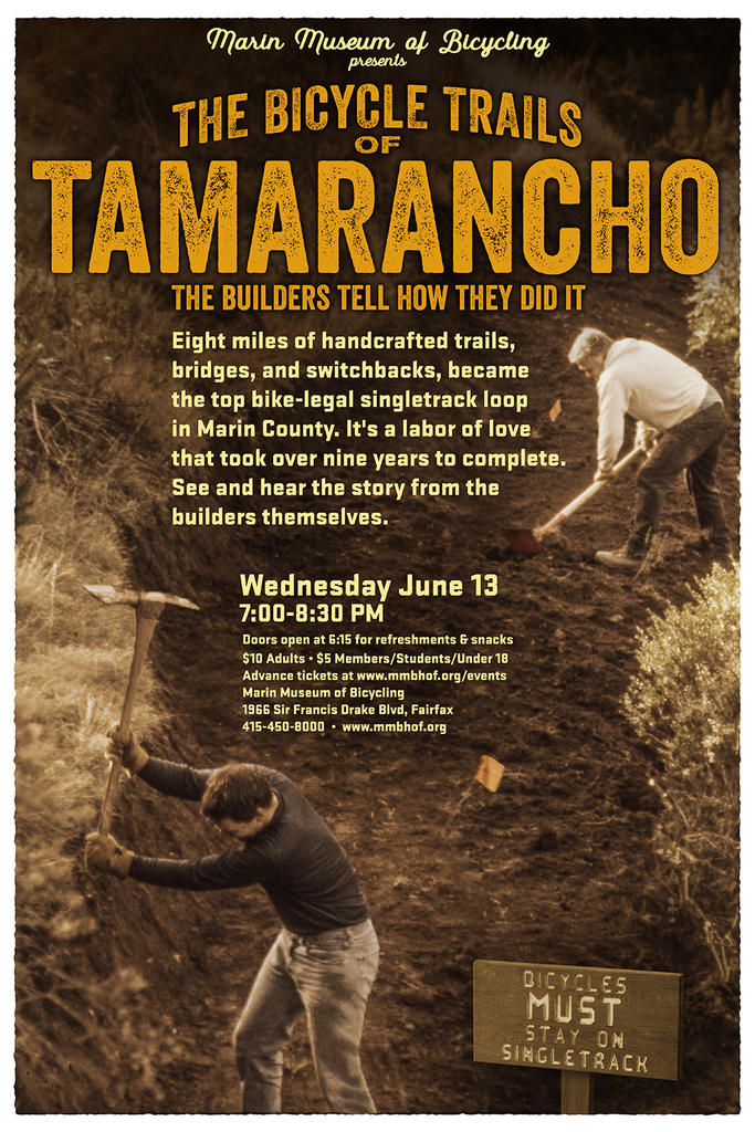 The Trails at Tamarancho - Who built them & how they did it - Wed June 13th-tamarancho_poster_b4.jpg