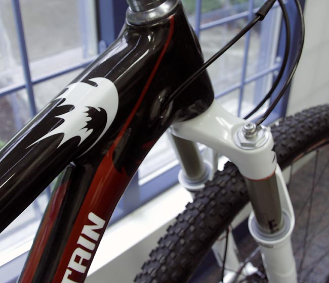tapered headtube rockshox