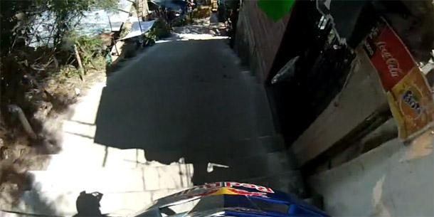 Taxco Urban DH - got stairs?