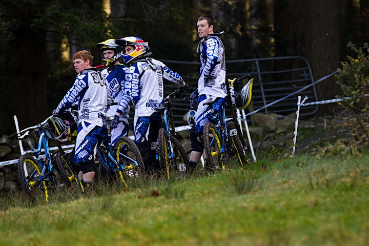Team CRC/Nukeproof