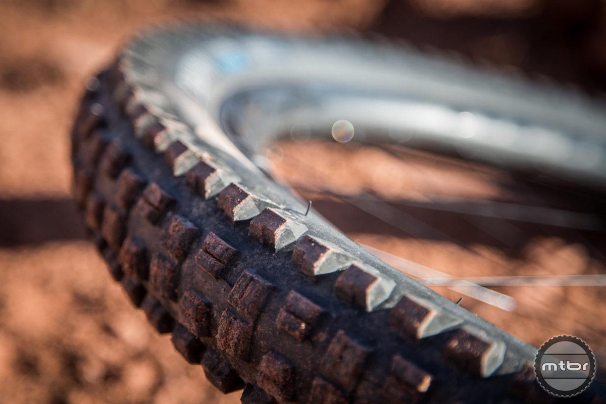 Terrene Tires Chunk 2.6 Moab