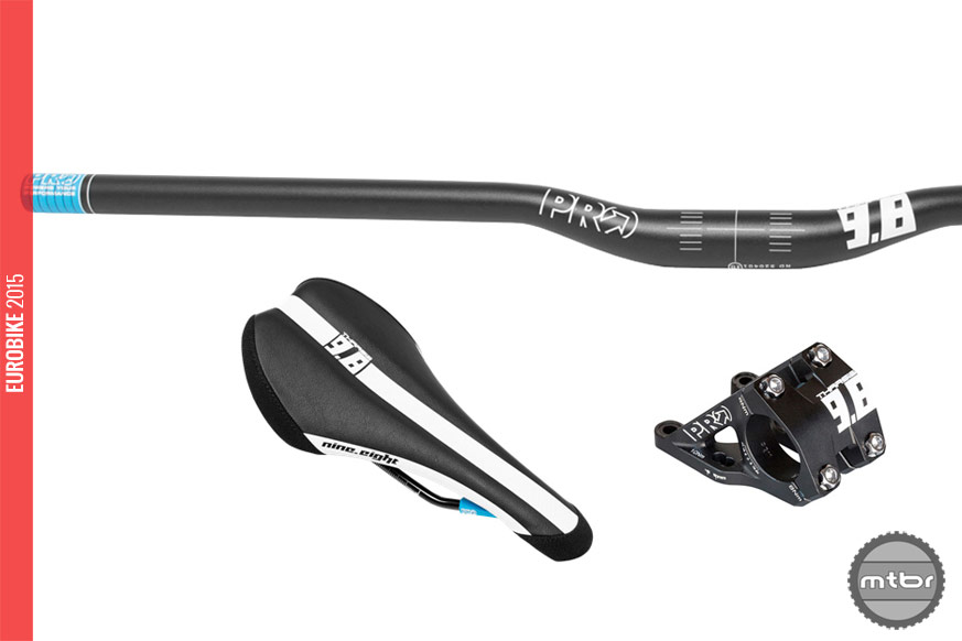 Tharsis 9.8 is designed for those riders who can't resist the urge to head downhill in the most direct route possible.