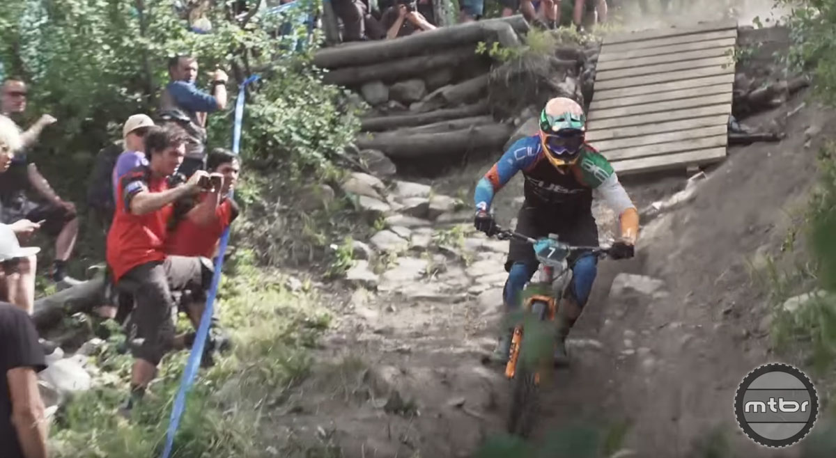 Curtis Keene and the rules of enduro