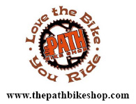 the path bike shop logo
