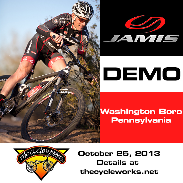 Jamis Bikes Demo with Cycle Works-thecycleworksdemoshare.jpg
