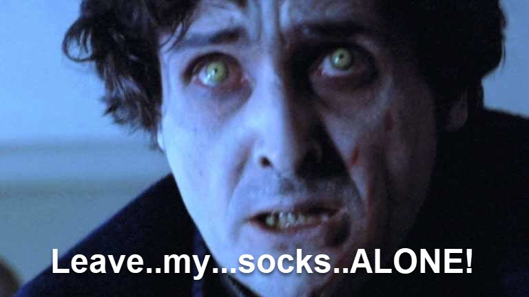 Who Sells Solid Black 1/4 Length Socks with No Label?-theexorcist_15905.jpg
