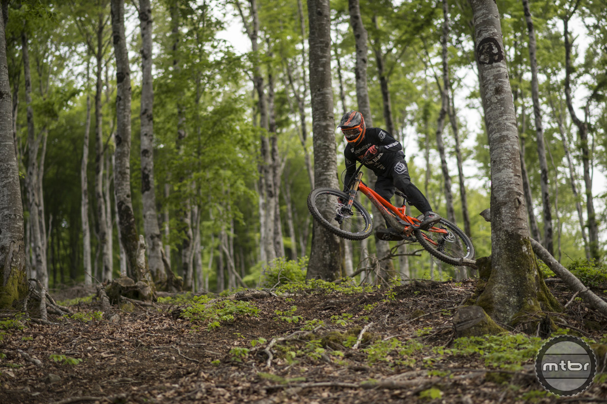 Nothing like a good stoke vid to remind us why we love mountain biking so much.