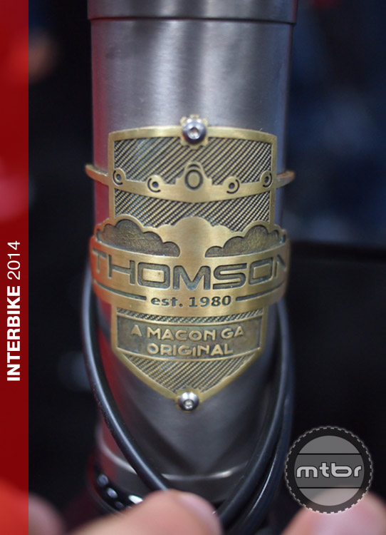 Thomson - headbadge