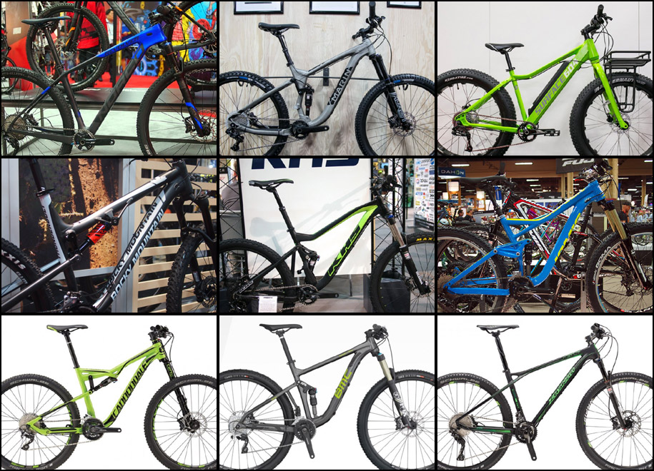 $3000 is a key price point. Check out these options for 2016 affordable mountain bikes.