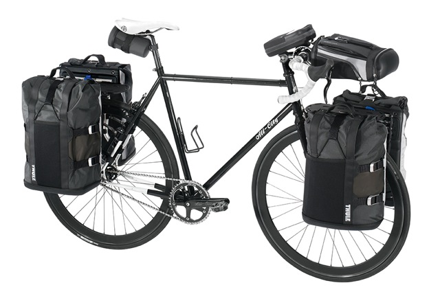 Thule Pack N Pedal Bike Fully Equipped Wallet