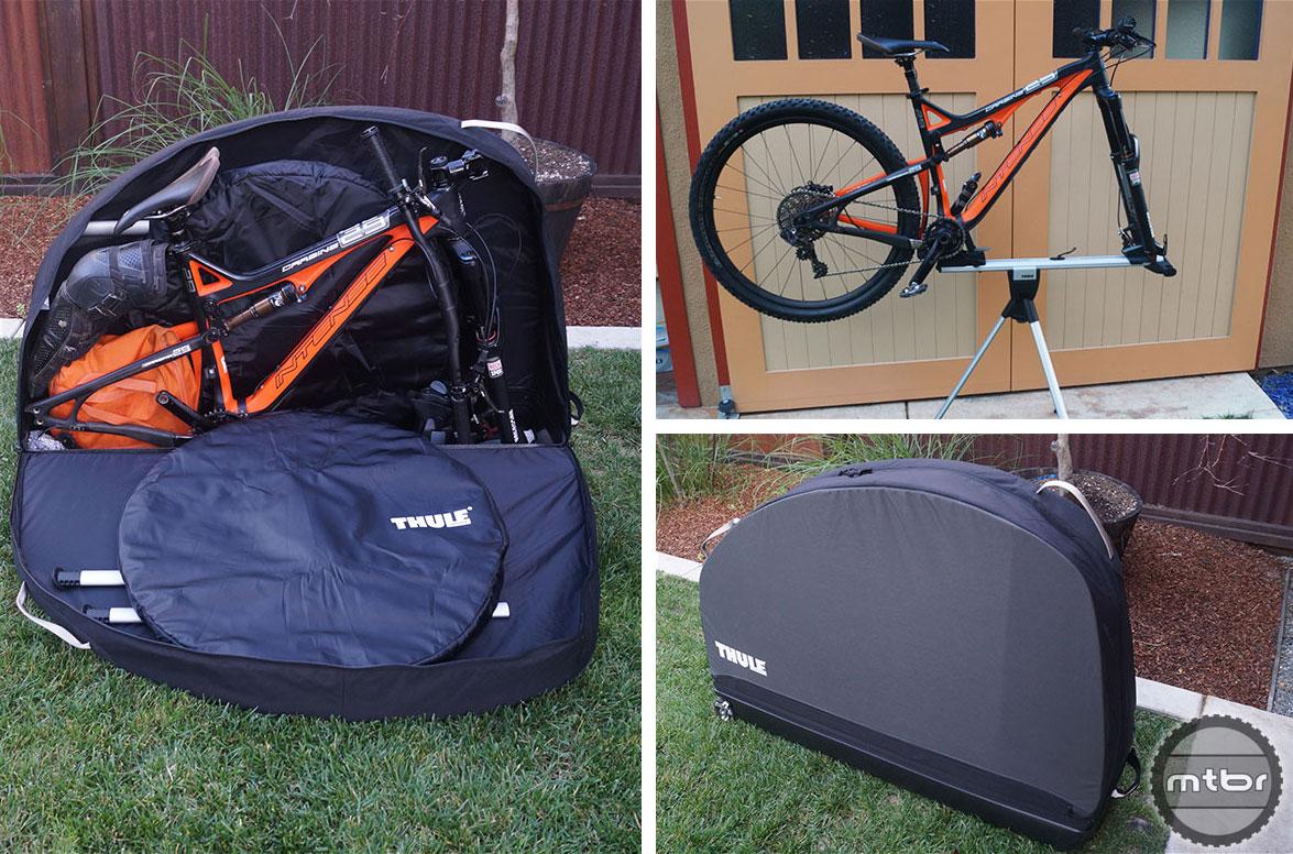 Thule Roundtrip Pro S New Bike Bag