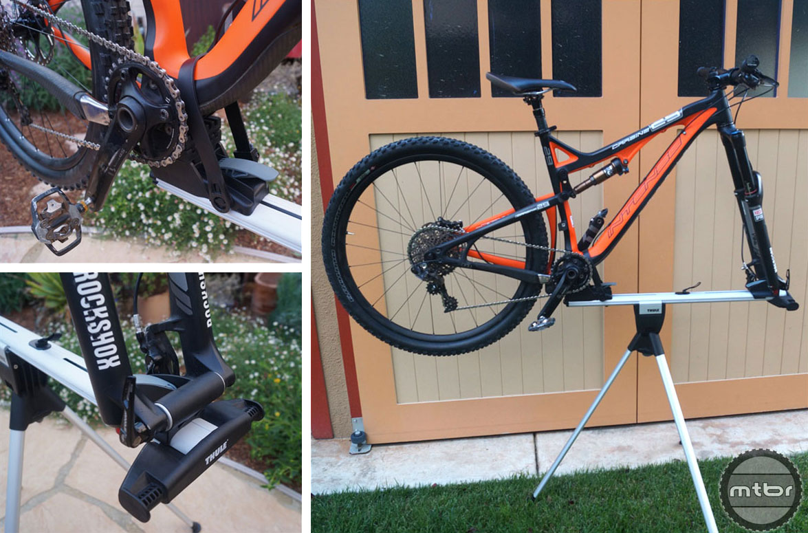 Gear Review Thule Roundtrip Pro Bicycle Travel Bag Mtbr Com